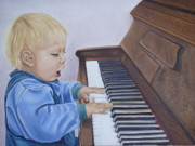 Playing Painting Originals - The Next Idol 2020 by Nancy Talbot