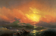 Aivazovsky - The Ninth Wave