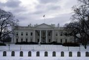 The White House Photos - The North View Of The White House by Stacy Gold