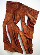 Blood Tapestries - Textiles - The Nude Subconscious by Anastasia Popova