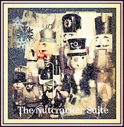 Composer Digital Art - The Nutcracker Suite by Mindy Newman