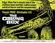 Jbp10ju18 Photos - The Oblong Box, 1969 by Everett