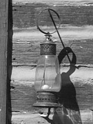 Oil Lamp Prints - The Oil Lamp Print by Jennifer Sabir