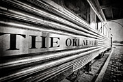 Oklahoman Framed Prints - The Oklahoman Framed Print by Charrie Shockey