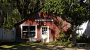 Florida Landscape Photography Prints - The Old Antique Store Print by David Lee Thompson