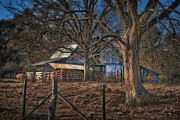 Bryant Metal Prints - The Old Barn Metal Print by Brenda Bryant