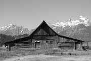 Dany Lison Metal Prints - The Old Barn Metal Print by Dany Lison