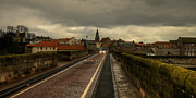 Berwick Framed Prints - The Old Bridge at Berwick Framed Print by Rob Hawkins