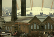 London Pyrography - The old factory by Christo Christov