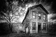 Imaging Framed Prints - The old House 1 Framed Print by Emmanuel Panagiotakis