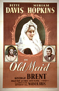 Period Clothing Posters - The Old Maid, Miriam Hopkins, Bette Poster by Everett