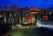 The Main Art - The Old Mill by Michael Austin