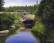 Alan Rutherford - The Old Mill Stream Three