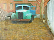 Erno Saller - The old truck