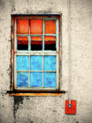 Aging Photos - The Old Window by Tara Turner