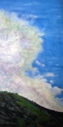 Field. Cloud Paintings - The Only Exit by David L Paxton