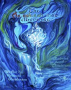 Platonic Prints - The Oonahnahmae Universe Book Cover Print by Jennifer Christenson