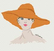 Kate Farrant - The Orange Hat