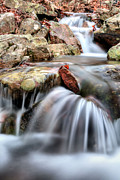 Water Flowing Prints - The Outflow Print by JC Findley