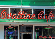 Charlette Miller - The Ovaltine Cafe 1
