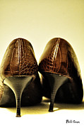 Shoe Digital Art - The Pair by Bill Cannon