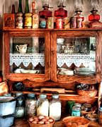 Pantry Prints - The Pantry Print by Michael Pickett