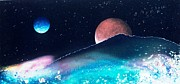 The Pastures Of Mars Print by Lee Pantas