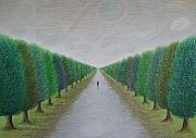 Horizon Pastels - The Path by Lynet McDonald