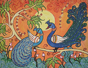 Deepa Padmanabhan - The Peacocks