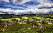 Tor Framed Prints - The Peak District Framed Print by Darren Burroughs