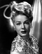 Publicity Shot Framed Prints - The Perils Of Pauline, Betty Hutton Framed Print by Everett