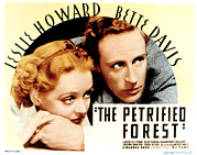 Lovesick Posters - The Petrified Forest, Bette Davis Poster by Everett