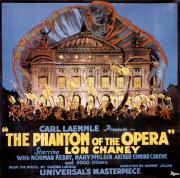 Ghost Posters - The Phantom Of The Opera Poster by Granger