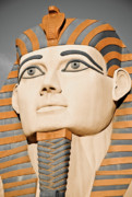 Imagination Posters - The Pharaoh of Egypt Poster by Charles Dobbs