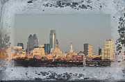 Philadelphia Photo Prints - The Philadelphia Experiment Print by Bill Cannon