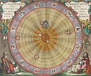 Science Source - The Planisphere Of Copernicus Harmonia