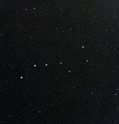 Big Dipper Prints - The Plough In Ursa Major, Optical Image Print by Eckhard Slawik