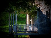 Abandoned Houses Photos - The Porch by Joyce  Kimble Smith