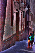 Washington Post Prints - The Post Alley Gum Wall Print by David Patterson