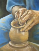 Worker Originals - The Potter by Allan Carey