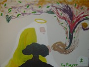 Prayer Painting Originals - The Prayer by Jonathan Lysdahl