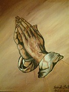 Dis Art - The Praying Hands