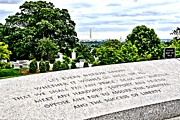 National Memorial Prints - The Price of Liberty Print by DJ Florek