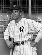 Gary Photos - The Pride Of The Yankees, Gary Cooper by Everett