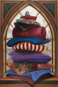 Louise Montillio - The Princess and the Pea
