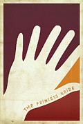 Matt Owen Posters - The Princess Bride Poster by Megan Romo