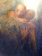 Father Pastels - The Prodigal Son Returns by Kathryn Doneghan