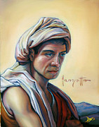 Portrait Painting Originals - The Prophet by Patrick Anthony Pierson