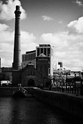 Liverpool Prints - The Pumphouse Pub At The Albert Dock Liverpool Merseyside England Uk Print by Joe Fox