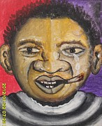 Smoke Reliefs - The Puzzled by Nyuyse Damien